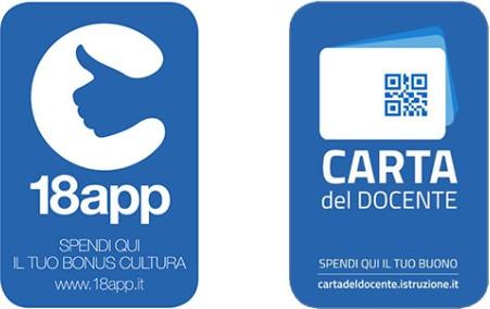 App 18 e Carta Docente